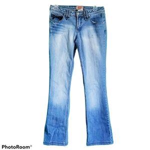 Jeans No Boundaries Junior 9 Boot Cut Stretch Sz 9